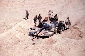 Operation Desert Storm 1991