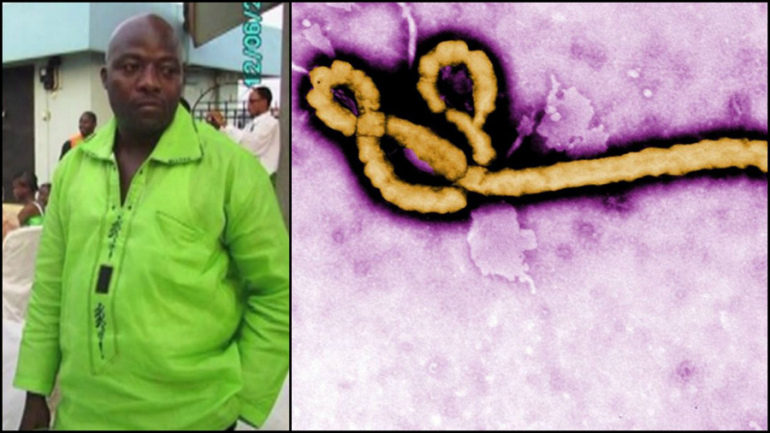 Ebola+attacked+a+42+year+old+West+African+man+as+he+traveled+to+the+U.S.