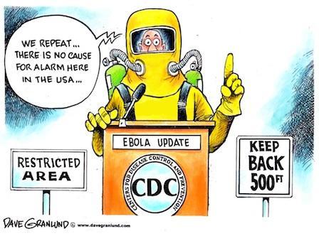 Yale student Quarantined- Ebola scare