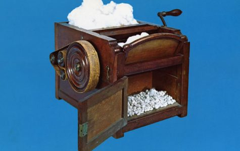 "Eli Whitney Inventor of the cotton ""gin"""