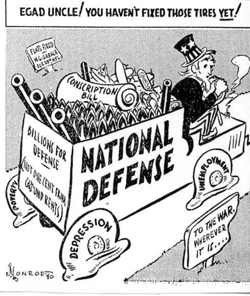 America Enters World War 2