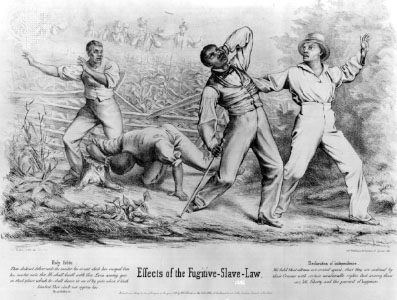 The Fugitive Slave Acts