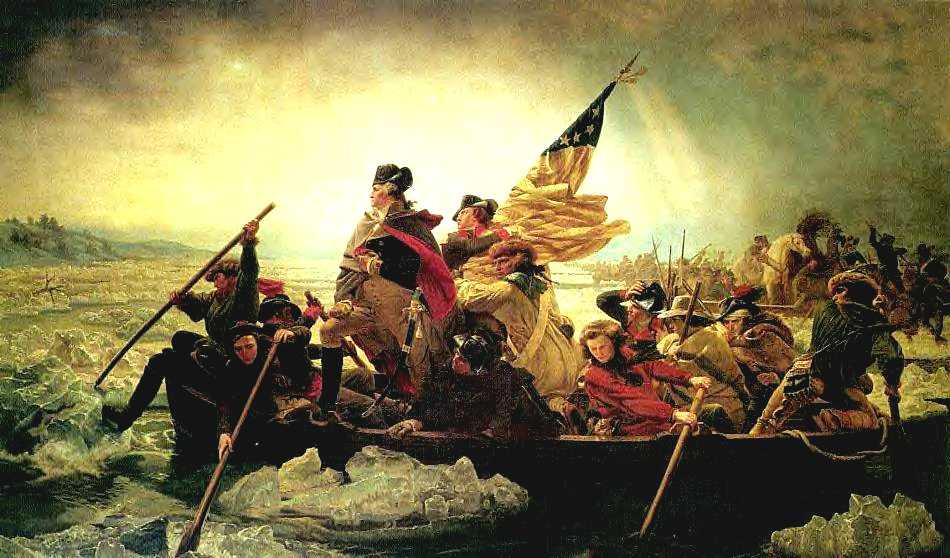Battle+of+Trenton%3B+Great+Leadership