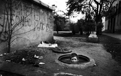 Kids living in sewers.