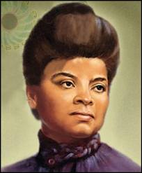 Ida B. Wells and her passion for equality.