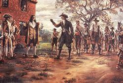 Bacons 1676 Rebellion