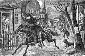 Patriot vs Loyalist : The Ride of Paul Revere
