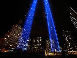 Memorial of the world trade center